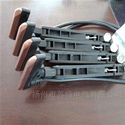 无接缝滑触线集电器 6极