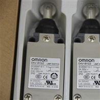 D4V-8112Z日本欧姆龙OMRON行程开关
