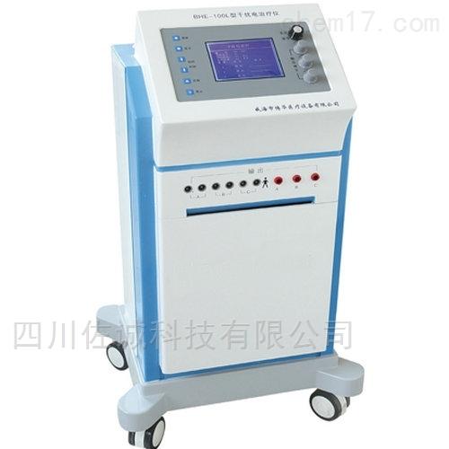 BHE-100L型单路立式干扰电治疗仪