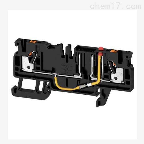 weidmueller熔断器型接线端子