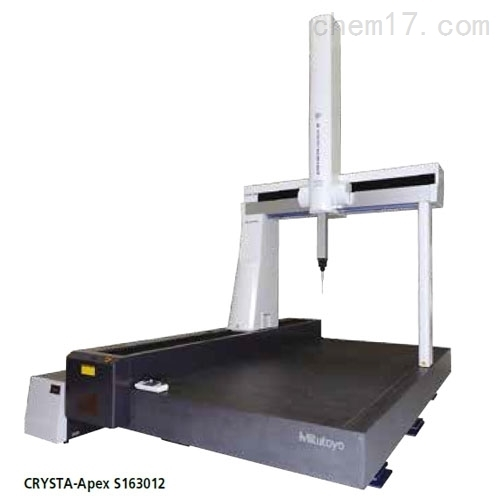 S1200/1600/2000CNC三坐标测量机 CRYSTA-Apex