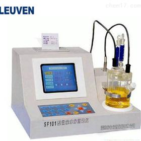 SF-101型微量水分测定仪