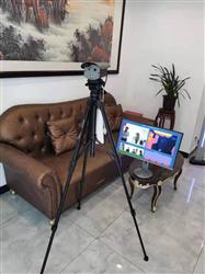 GD71-TRC320AI人脸测温摄像机