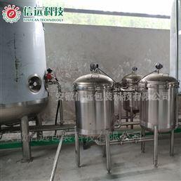 浙江温州液体肥桶装生产线