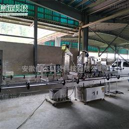合肥信远新疆液体肥设备生产线