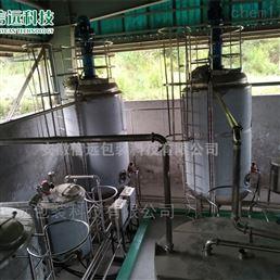 信远科技湖北黄冈液体水溶肥设备