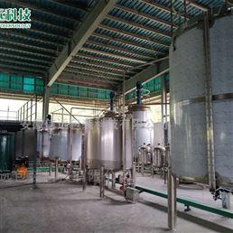 合肥信远浙江宁波腐植酸液体水溶肥设备