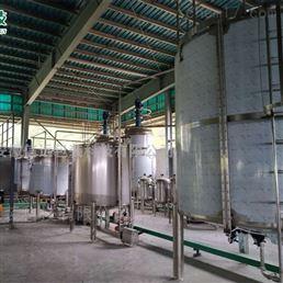 合肥信远内蒙古赤峰氨基酸液体水溶肥设备
