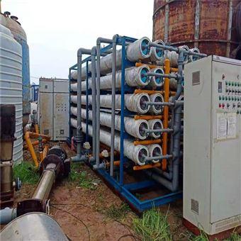 哈尔滨闲置二手9吨单级反渗透水处理价格
