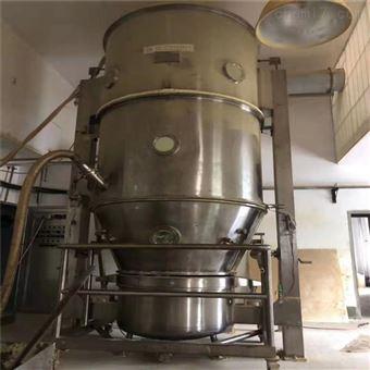 长期处理二手180型速溶颗粒沸腾干燥机安置