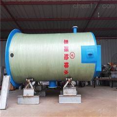 关于一体化污水泵站详细设计要求