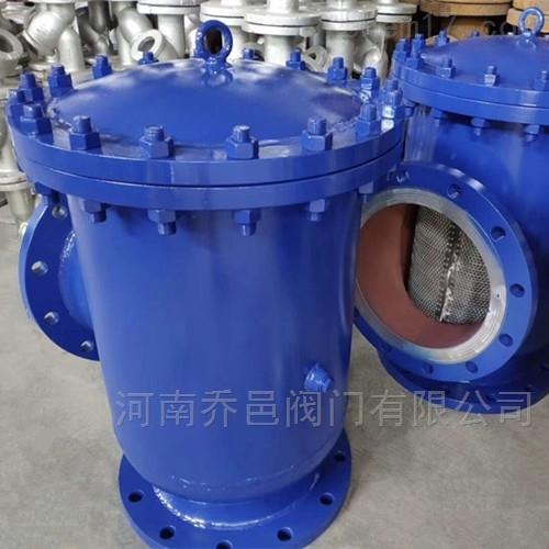 泵入口过滤器 水泵扩散器 吸入扩散式除污器