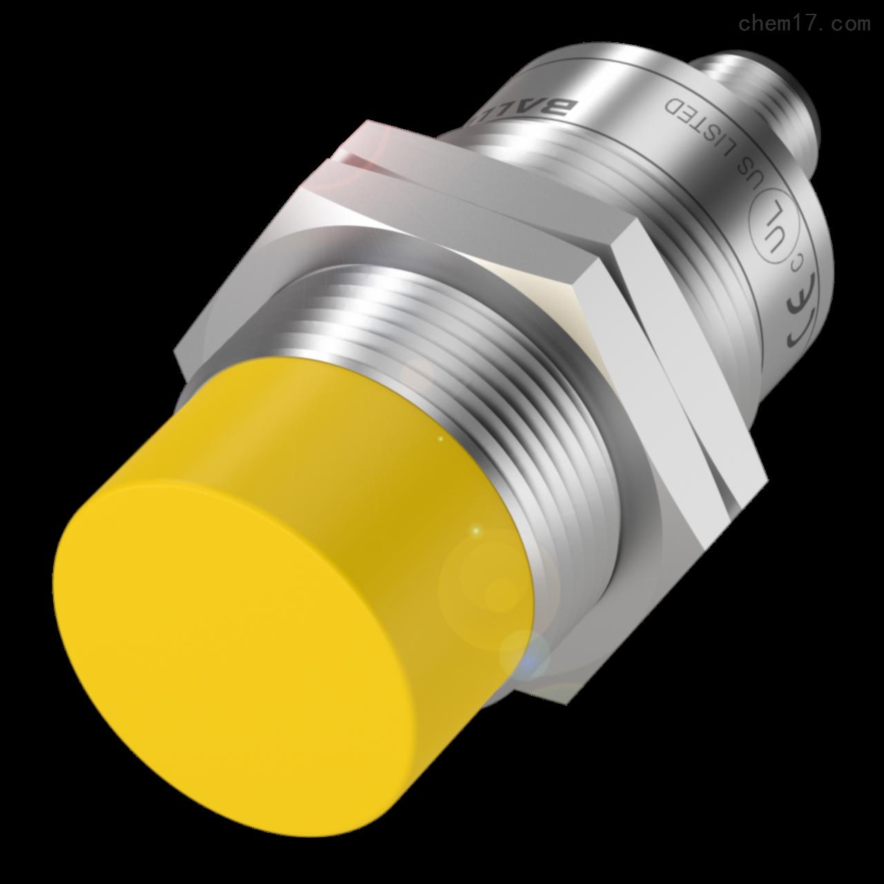 德国BALLUFF电感式安全传感器