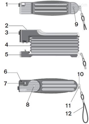 德尔格手泵6400000解析图