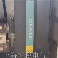 西门子G150变频器开机报警F30021修理电话