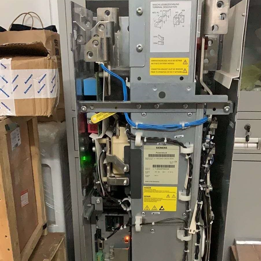 西门子G150变频器显示报警F30025修理方法