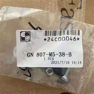 GN 807-M5-38-B德国elesa-ganter螺栓