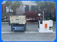 BJXG-12-10活性炭还原炉 石墨烯热处理回转炉