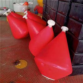 BT700*900水上系泊塑料警示拦截浮标