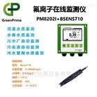 污水處理廠氟離子檢測儀PM8202I