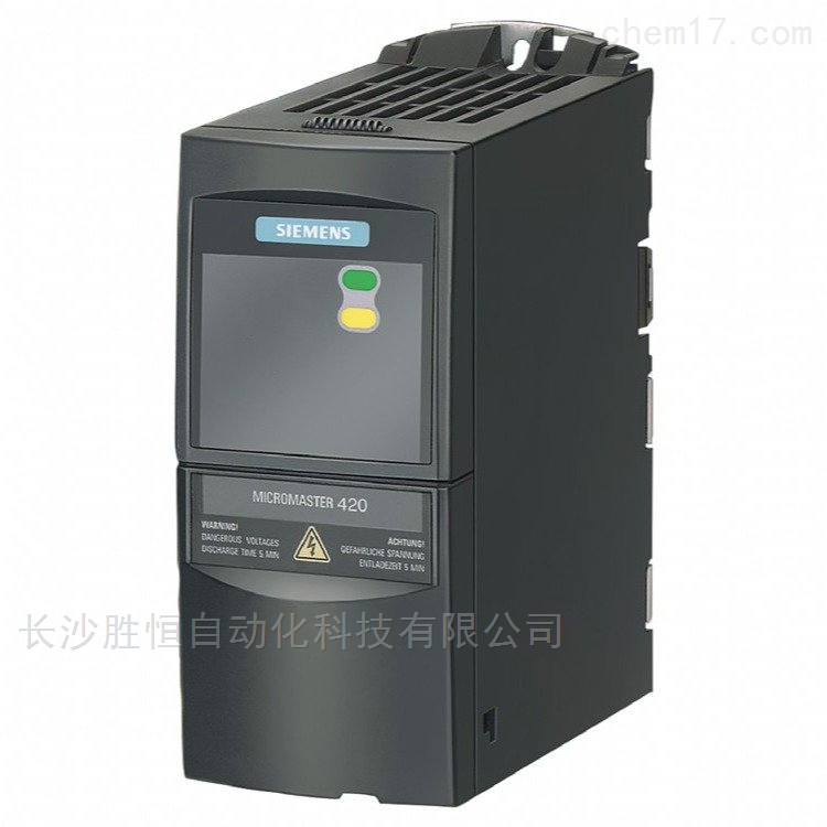 西门子MM420变频器6SE6420-2UD11-2AA1