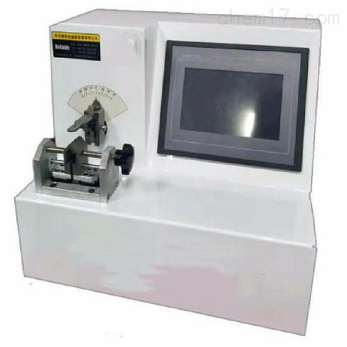医用注射针针管韧性测试仪