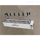 HH-6单列六孔恒温水浴锅(带支架)