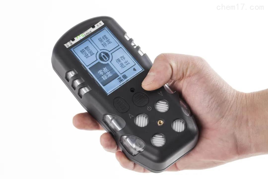 艾伊科技便携有毒气体检测仪