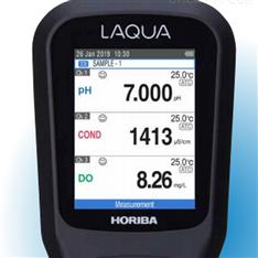 堀场LAQUA WQ-300系列智能手持式水质分析仪