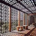齐全复古门窗中空玻璃隔条仿古装饰架