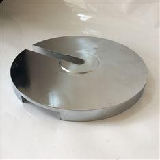 10千克带孔圆形砝码(20kg圆状砝码尺寸定做)