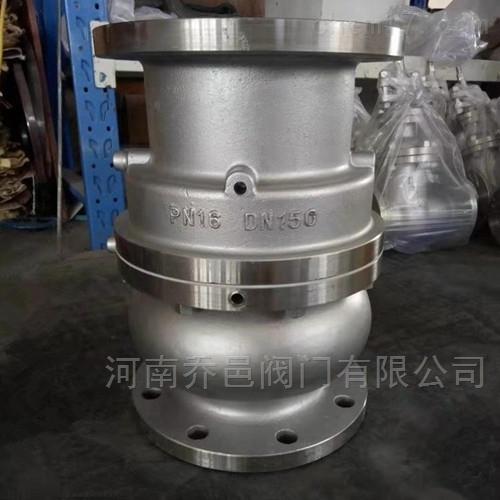 制氮机管道式气动梭阀