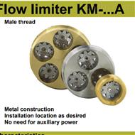 KM-...AHonsberg豪斯派克流量限位器