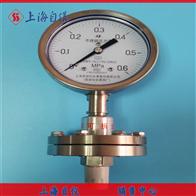 Y-100B-F/Z/MLB/316L螺纹式隔膜压力表