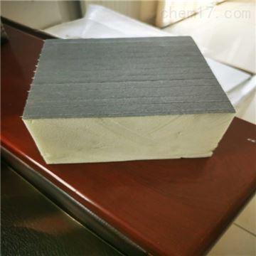 1200*600双面柔性面材外墙聚氨酯保温板生产厂家
