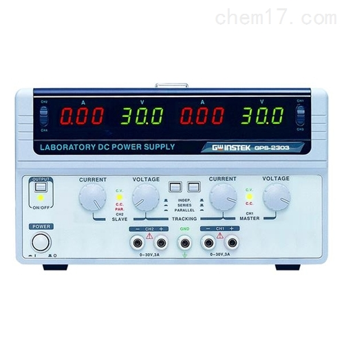 GPS-x303C系列线性直流电源