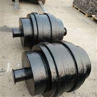 圓滾形1000kg鑄鐵材質校磅砝碼