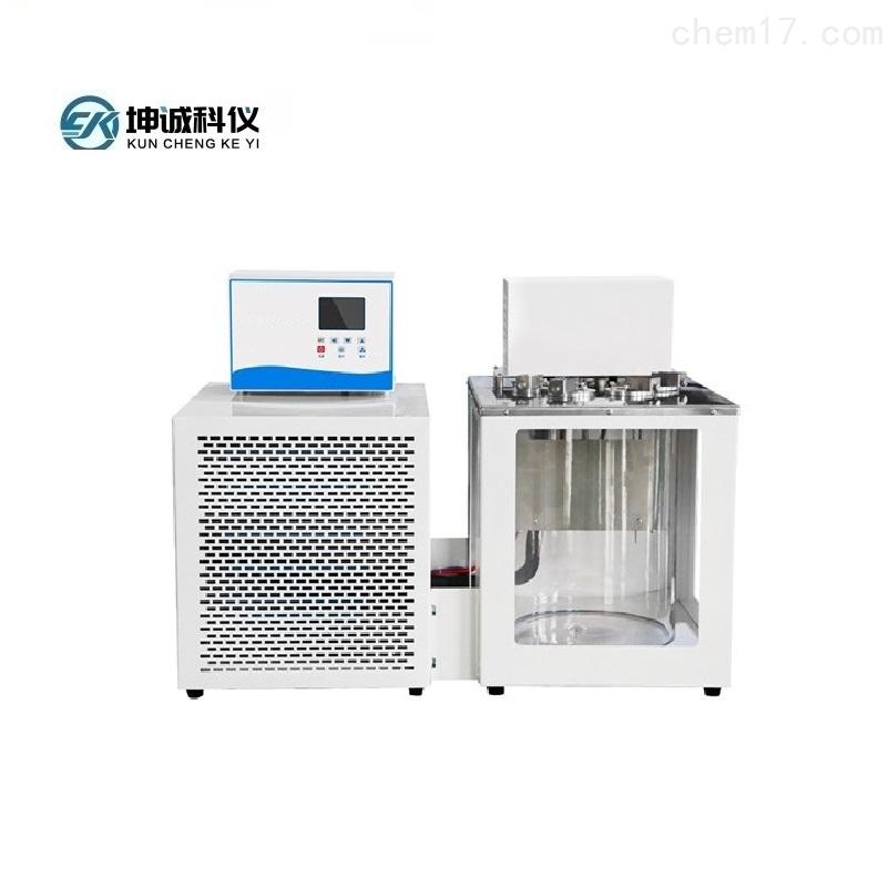 上海坤诚WS-02G乌氏粘度计检定恒温槽