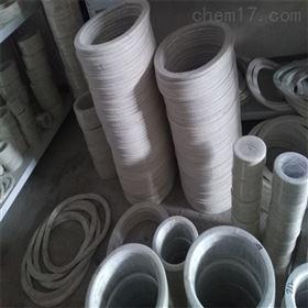 dn30四氟包覆石棉垫圈/反应釜人孔垫