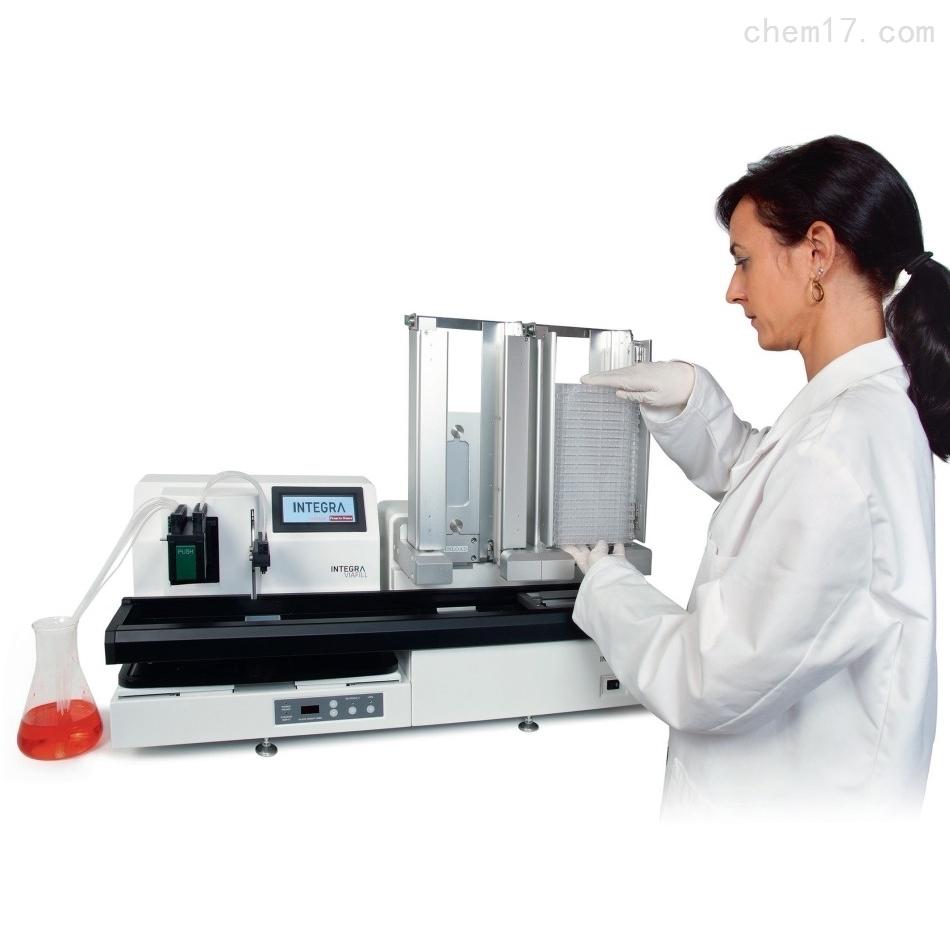 触屏式快速试剂分液器