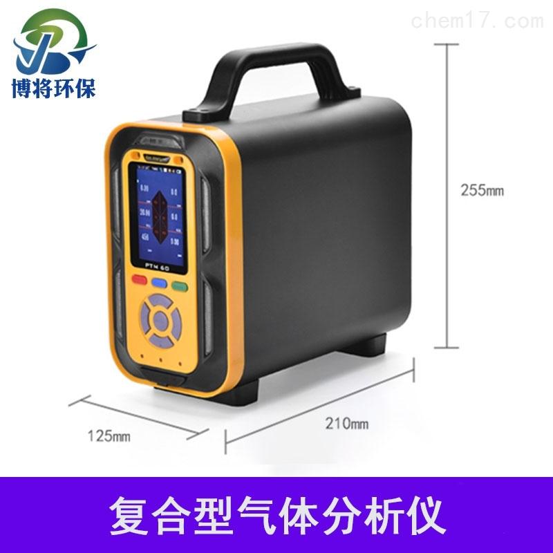PTM600-J复合型气体分析仪