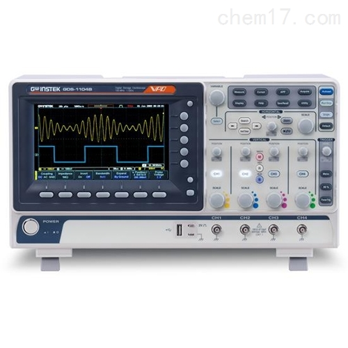 GDS-1000B系列数字系列示波器