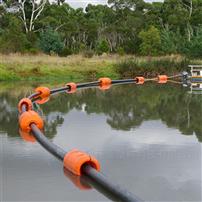 FT500*800廣西河道水面垃圾攔截浮排