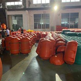 FT600*1000水上塑料浮筒拦截浮排拦污浮力带