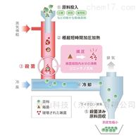 日本进口粉体杀菌技术
