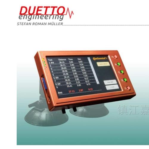 DUETTO gps100VIEW系统