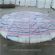 环保项目脱硫塔塑料PP孔板波纹填料的应用