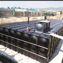 沧州抗浮地埋消防箱泵一体化水箱