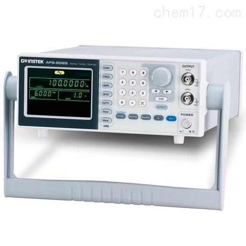 AFG-2100/2000系列任意波形信号发生器