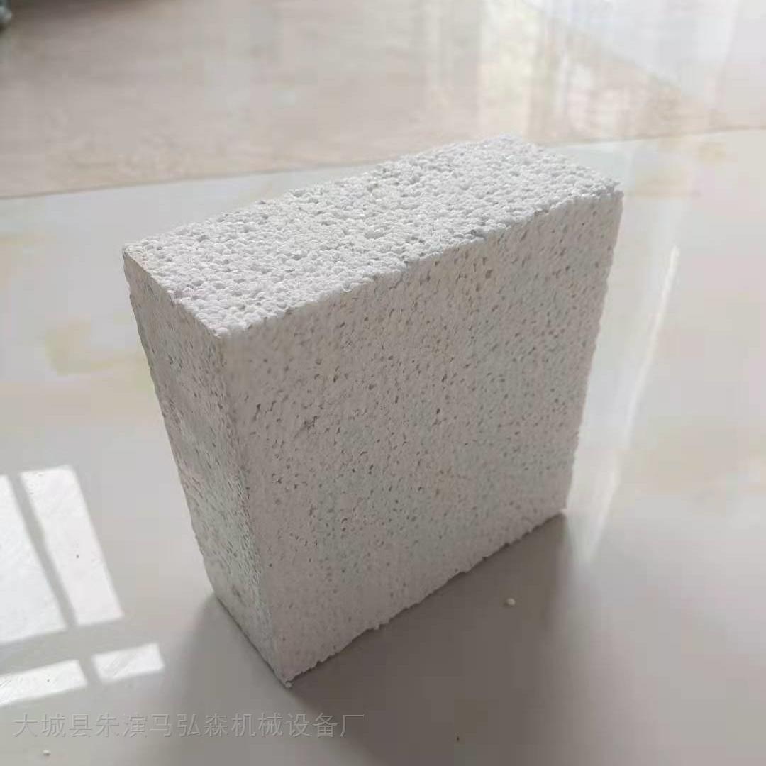 水泥渗透硅质聚合聚苯板设备及原配方小料